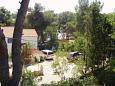 Terrace - view - Apartment A-8087-b - Apartments Artatore (Lošinj) - 8087