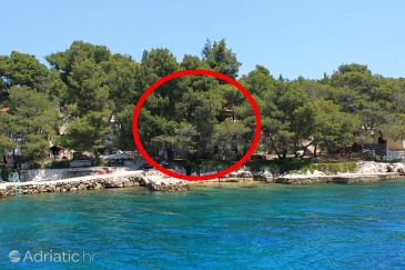 Property Lavdara (Dugi otok) - Accommodation 8114 - Apartments near sea.
