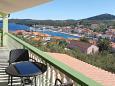 Balcony - view - Apartment A-8119-b - Apartments Sali (Dugi otok) - 8119