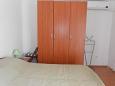 Tisno, Bedroom u smještaju tipa apartment, dostupna klima, dopusteni kucni ljubimci i WIFI.