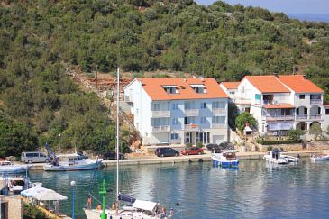 Zaglav, Dugi otok, Property 8144 - Apartments and Rooms blizu mora.