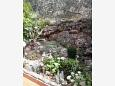 Brbinj, Terrace - view u smještaju tipa studio-apartment, dopusteni kucni ljubimci i WIFI.