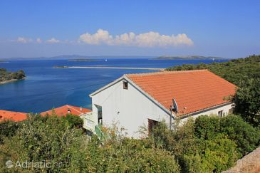 Property Zaglav (Dugi otok) - Accommodation 8162 - Apartments near sea.