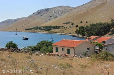 Property Uvala Statival (Kornati) - Accommodation 8166 - Vacation Rentals near sea with sandy beach.