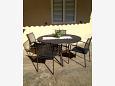 Terrace - Apartment A-8185-a - Apartments Sali (Dugi otok) - 8185
