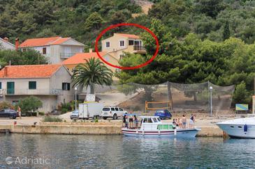 Property Zaglav (Dugi otok) - Accommodation 8190 - Apartments near sea.