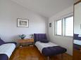 Bedroom 1 - Apartment A-820-a - Apartments Tkon (Pašman) - 820