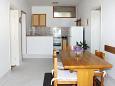 Dining room - Apartment A-825-b - Apartments Tkon (Pašman) - 825