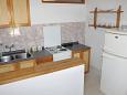 Kitchen - Apartment A-825-b - Apartments Tkon (Pašman) - 825