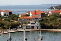 Apartments by the sea Kali (Ugljan) - 8271