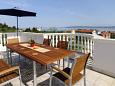 Terrace - Apartment A-8275-a - Apartments Dobropoljana (Pašman) - 8275