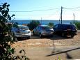 Parking lot Dobropoljana (Pašman) - Accommodation 8275 - Apartments with pebble beach.