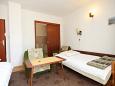 Kukljica, Living room u smještaju tipa apartment, dostupna klima i WIFI.