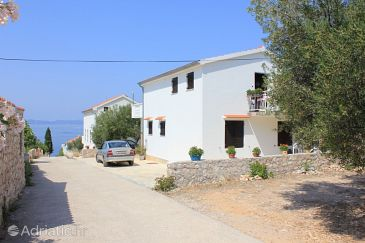 Property Ždrelac (Pašman) - Accommodation 8298 - Apartments near sea with rocky beach.