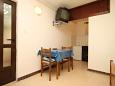 Dining room - Studio flat AS-8323-d - Apartments Zaklopatica (Lastovo) - 8323