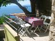 Terrace - House K-8332 - Vacation Rentals Igrane (Makarska) - 8332