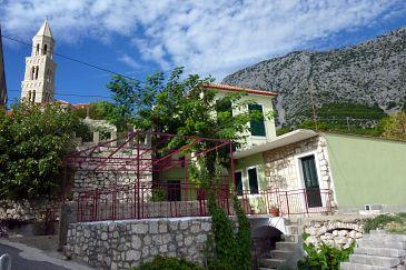 Property Igrane (Makarska) - Accommodation 8332 - Vacation Rentals with pebble beach.