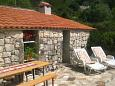 Courtyard Igrane (Makarska) - Accommodation 8332 - Vacation Rentals with pebble beach.