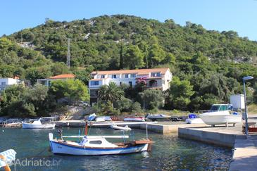 Property Zaklopatica (Lastovo) - Accommodation 8339 - Apartments and Rooms near sea.
