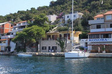 Property Zaklopatica (Lastovo) - Accommodation 8347 - Apartments near sea.