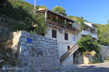 Property Lastovo (Lastovo) - Accommodation 8350 - Rooms with pebble beach.