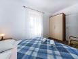 Bedroom 1 - House K-8381 - Vacation Rentals Lukoran (Ugljan) - 8381