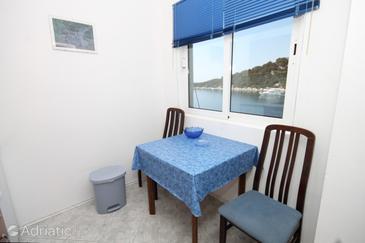 Studio flat AS-8393-a - Apartments Zaklopatica (Lastovo) - 8393