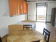 Bedroom - Studio flat AS-8401-a - Apartments Neviđane (Pašman) - 8401