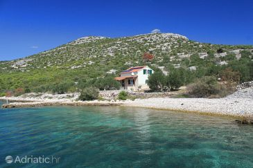 Property Donje More (Pašman) - Accommodation 8413 - Vacation Rentals near sea with pebble beach.
