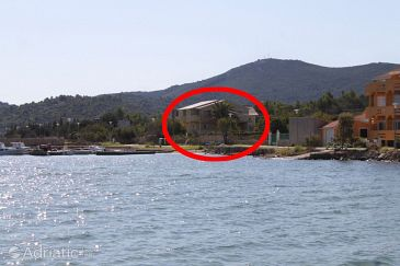 Ždrelac, Pašman, Property 8427 - Apartments blizu mora.
