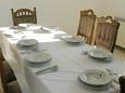Dining room - Apartment A-8442-c - Apartments Podstrana (Split) - 8442