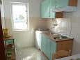 Kitchen - Studio flat AS-8451-b - Apartments Kukljica (Ugljan) - 8451