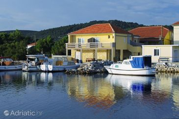 Property Neviđane (Pašman) - Accommodation 8453 - Apartments near sea with sandy beach.