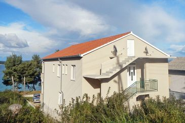 Property Tkon (Pašman) - Accommodation 8454 - Apartments near sea with sandy beach.