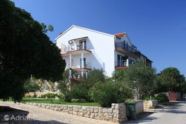 Property Tkon (Pašman) - Accommodation 8458 - Apartments near sea with sandy beach.