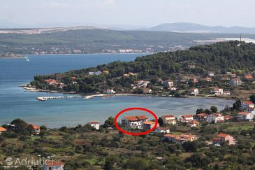 Property Mrljane (Pašman) - Accommodation 8464 - Apartments and Rooms near sea.