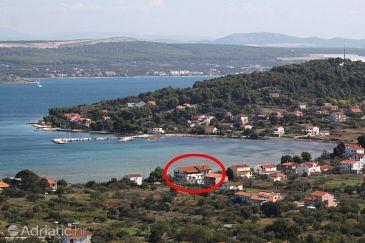 Mrljane, Pašman, Property 8464 - Apartments and Rooms blizu mora.