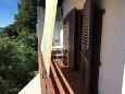 Sveti Petar, Balcony u smještaju tipa apartment, s pogledom na more i WIFI.