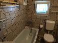 Sveti Petar, Bathroom u smještaju tipa apartment, WIFI.