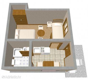 Apartment A-850-a - Apartments Sveti Filip i Jakov (Biograd) - 850