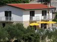 Drage, Biograd, Property 851 - Apartments blizu mora with pebble beach.