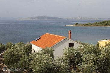 Property Uvala Sveti Ante (Pašman) - Accommodation 8513 - Vacation Rentals near sea.