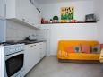 Kitchen - Apartment A-8523-e - Apartments Poljana (Ugljan) - 8523