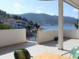 Terrace - view - Apartment A-8524-a - Apartments Vis (Vis) - 8524