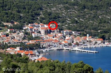 Property Vis (Vis) - Accommodation 8531 - Apartments with pebble beach.