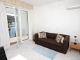 Living room - Apartment A-8538-b - Apartments Slano (Dubrovnik) - 8538
