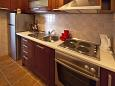 Dubrovnik, Küche in folgender Unterkunftsart apartment, WIFI.