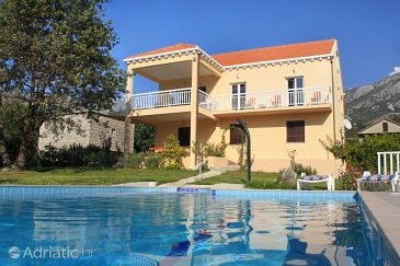 Property Zastolje (Dubrovnik) - Accommodation 8577 - Vacation Rentals with sandy beach.