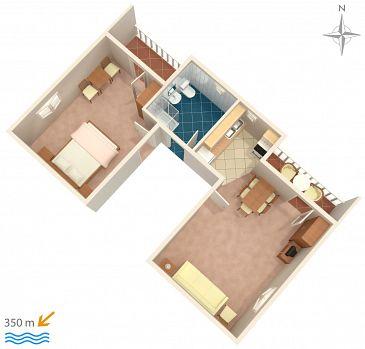 Apartment A-859-a - Apartments Biograd na Moru (Biograd) - 859