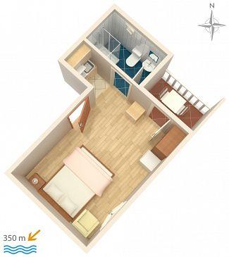 Studio flat AS-859-a - Apartments Biograd na Moru (Biograd) - 859